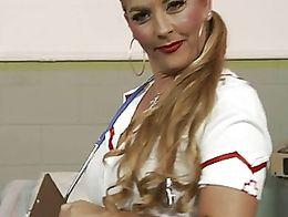 Busty MILF Nurse Joclyn Stone
