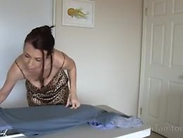 Tara Tainton Exclusive POV Video Experience featuring: taboo older woman MILF silk & satin ...
