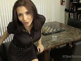 Tara Tainton Exclusive POV Video Experience featuring: force fem force crossdressing sissy trai...
