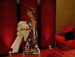 2008. Australian. Babes. Blondes. Caucasian. Celebrities. Cleavage. Dress. Gown. High Heels. No...