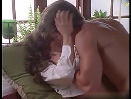Krista Allen lying on her back and is completely left to the charms of sexual pleasure with her...