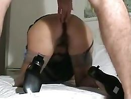 one of my foreign clients fucks my asshole