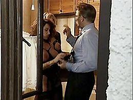Threesome scene infinitamente porno 1994 angelica bella 4