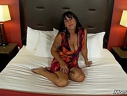 Find her Full video and hundreds more Horny Amateur Milfs at MOMPOV