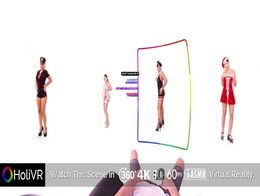 [HOLIVR] Horny Stewardess In Virtual Sex  WWW.HOLIVR.COM