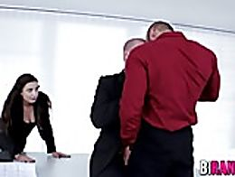 Teressa Bizarre catches Tom and Max Born kissing in the office. She gets a little jealous and w...