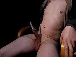 02 femdom fist zoom finger urethra inside cock fucking cum 1
