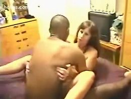 Incredible Amateur clip with Compilation, Interracial scenes