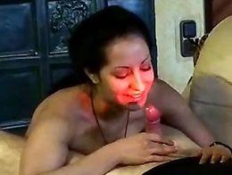 Amina her blowjob
