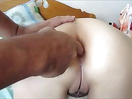 coppia tedesca, col marito che sodomizza la moglie