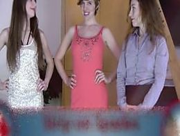 LostBets - 508P - Strip on Spades with Belle, RyAnne Ana Molly