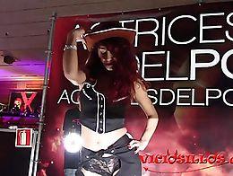 Dana Santo, Amador Xtreme y Sasha Blonde follando en el SEB