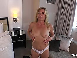 Watch Amateur Moms, Milfs & Housewives Get Fucked at MOMPOV