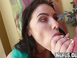 Adriana Chechik - Adriana Chechik Deepthroats her BF - I Know That Girl