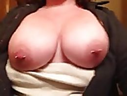 I can't help showing off my tits. Tribute me