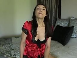 Tara Tainton Exclusive POV Video Experience featuring: cum eating instruction masturbation inst...