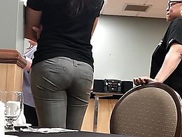 Tall booty