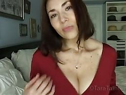 Tara Tainton Exclusive POV Video Experience featuring: taboo milf older woman cleavage virtual ...