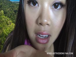 Swallowed by an Asian Giantess