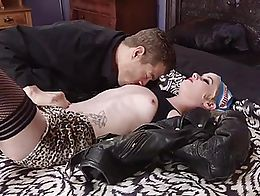 Mercy is a hot little bitch without discipline, so her Step-Mother steals her boyfriends dick &...
