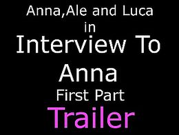 Interview to Anna - Foot Licking Trample Boots