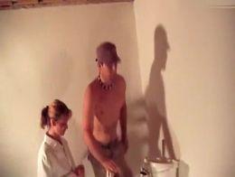 Die arschgefickte Malerin