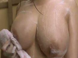 Mako Oda huge boobies caught masturbating