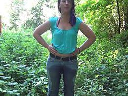Jeans PISS frre mit Darkbaby83