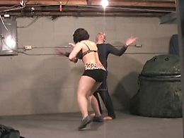 Heidi Sweet takes on The Foiler in a VORE MATCH!