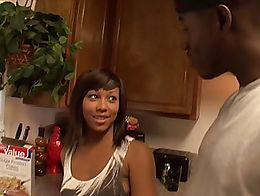 WANKZ- Two huge sets of tits, two nice round booties, and two sweet black cunts that are aching...