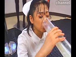 DRINKERS SEMEN Mako Kikuchi