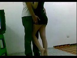 Indo mini skirt sex scandal