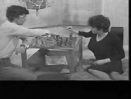 CBT big tits classic retro vintage 50's black&white nodol7