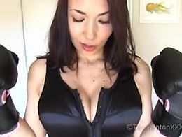 Tara Tainton Exclusive POV Video Experience featuring: games POV masturbation instruction costu...