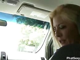 We have the lovely phat ass Joclyn Stone on this clip as we brought her back home. Watch as thi...